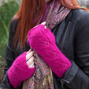 Go to Product: Red Heart Three Leaf Mitts in color