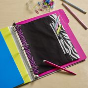 Go to Product: Coats & Clark Zippered Pencil Pouch in color