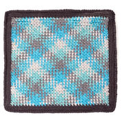 Go to Product: Red Heart Planned Pooling Argyle Pillow in color