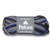 Go to Product: Patons Canadiana Variegates Yarn, Wedgewood Variegate in color Wedgewood Variegated
