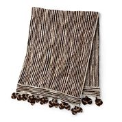 Go to Product: Bernat Little Leaves All in A Row Knit Blanket in color