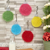 Go to Product: Red Heart Christmas Tree Ornament Scrubbies in color