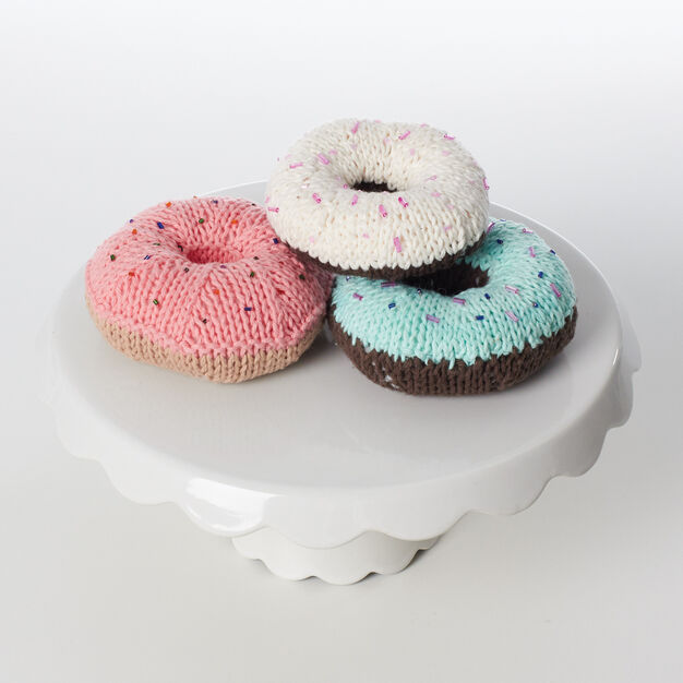 Lily Sugar'n Cream Donuts! in color