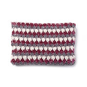 Go to Product: Bernat Larksfoot Crochet Afghan in color