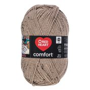 Go to Product: Red Heart Comfort Yarn, Latte Fleck - Clearance Shades* in color Latte Fleck