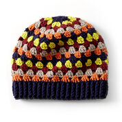 Bernat Granny Stripes Hat