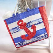Go to Product: Dual Duty Anchors Away Tote in color