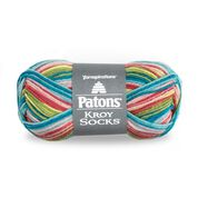 Go to Product: Patons Kroy Socks Yarn in color Meadow Stripes