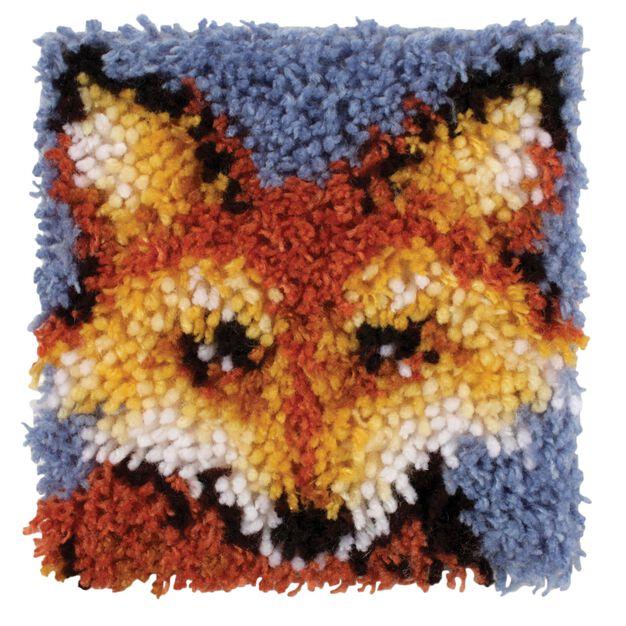 Wonderart Mr Fox 8 X 8 in color