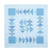 Go to Product: Coats & Clark Blue Geese Quilt in color