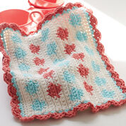 Go to Product: Lily Sugar'n Cream Polka Dot Dishcloth in color
