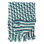Go to Product: Bernat Color Lovers Afghan, Version 1 in color