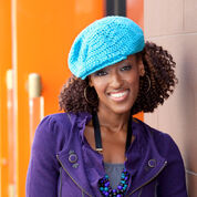 Go to Product: Red Heart Newsboy Hat, S in color