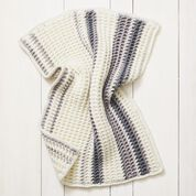 Go to Product: Stitch Club Jane's Simple Stripes Crochet Baby Blanket, M + Tutorial in color