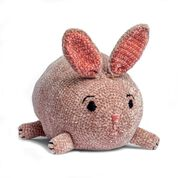 Go to Product: Bernat Crochet Bunny Stuffie in color