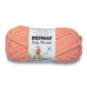 Go to Product: Bernat Baby Blanket Yarn (100g/3.5 oz) in color Baby Peach