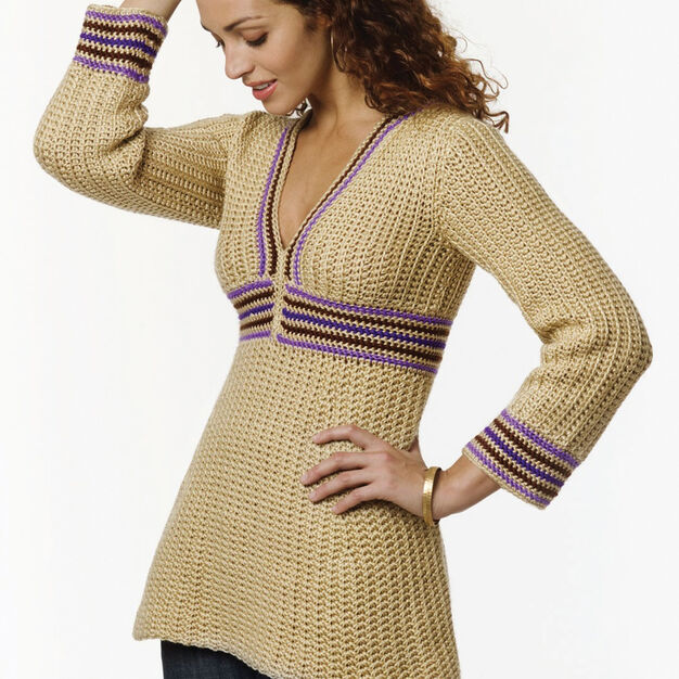 Caron Simple Tunic, S in color