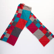 Go to Product: Red Heart Miter Me This Chic Scarf in color