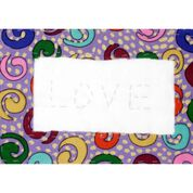 Go to Product: Dual Duty Word Quilt in color