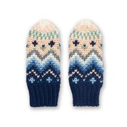 Go to Product: Caron Crochet Fair Isle Mittens in color
