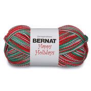 Go to Product: Bernat Happy Holidays Yarn - Clearance Shades* in color Merrier Multi