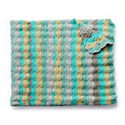 Go to Product: Caron Cakes Wavy Crochet Afghan in color