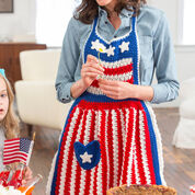 Go to Product: Red Heart Betsy Ross Patriotic Apron in color