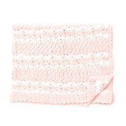 Patons Daisy Chain & Clusters Blanket