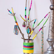 Go to Product: Red Heart Wrapped Twig Jewelry Holder in color