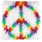 Go to Product: Wonderart Peace Kit 8 X 8 in color