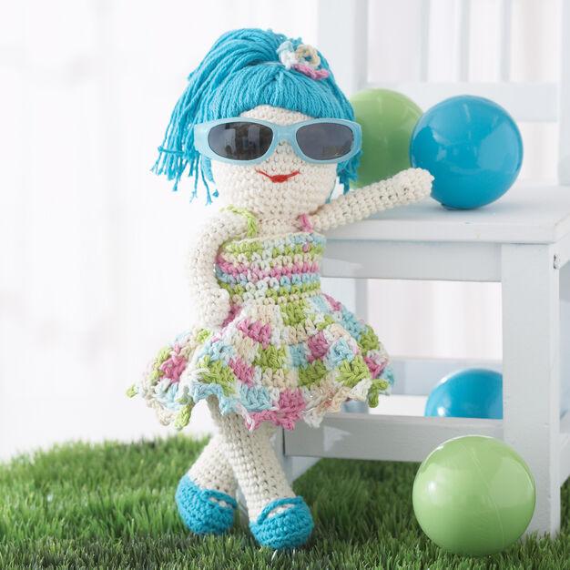 Lily Sugar'n Cream Lily Fun in the Sun Doll