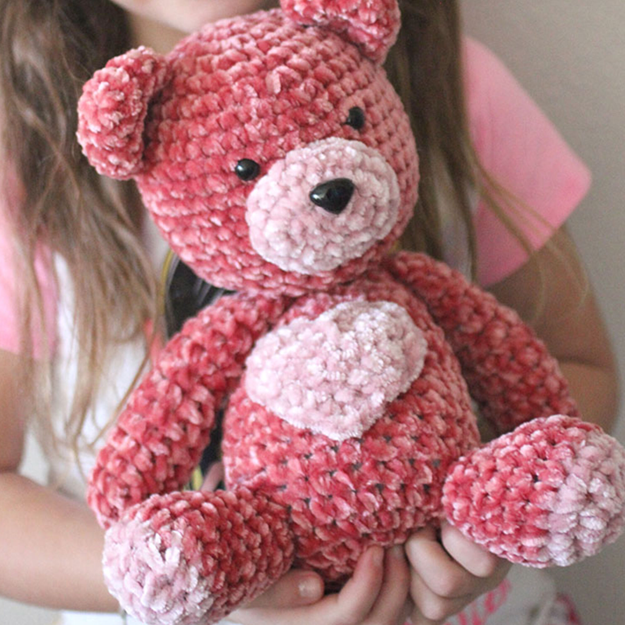 Teddy Bear Granny Square Blanket Pattern | Crochet teddy bear ... | 2000x2000