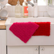 Go to Product: Red Heart Simple Crochet Dishcloth in color