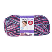 Go to Product: Red Heart Baby Hugs Medium Yarn, Fairy Tale -Clearance Shades* in color Fairy Tale