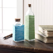 Aunt Lydia's Crafty Wrapped Bottles