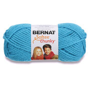 Go to Product: Bernat Softee Chunky Yarn (100g/3.5oz) in color Ultra Blue