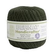 Bernat Handicrafter Crochet Thread, Evergreen - Clearance Shades*
