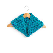 Go to Product: Bernat V-Stitch Cowl in color