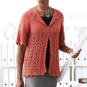 Go to Product: Patons Crochet Cardigan, XS/S in color