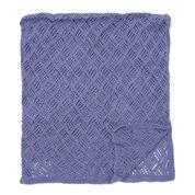 Patons Diamond Lace Wrap
