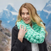 Go to Product: Red Heart Fluffy Cowl in color