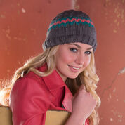 Go to Product: Red Heart Chevron Sparkle Hat in color