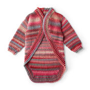 Go to Product: Red Heart Season-Spanning Crochet Shrug, S/M in color