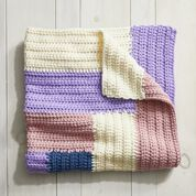 Go to Product: Stitch Club Crochet Log Cabin Blanket + Tutorial in color