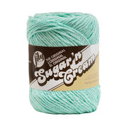 Lily Sugar'n Cream The Original Yarn, Beach Glass