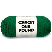 Go to Product: Caron One Pound Yarn in color Kelly Green
