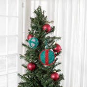 Red Heart Crafty Ornaments