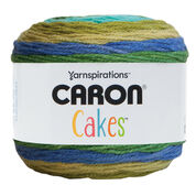 Go to Product: Caron Cakes Yarn, Blueberry Kiwi - Clearance Shades* in color Blueberry Kiwi