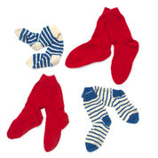 Go to Product: Patons Basic Socks, Striped I - Child (2/4) in color