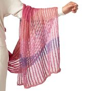 Go to Product: Red Heart Knit Airy Shawl in color